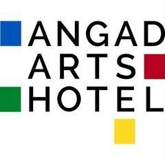 Logo for Angad Arts Hotel