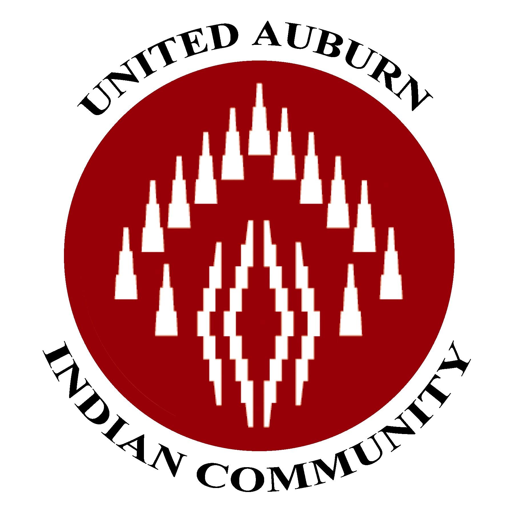 Logo for United Auburn Indian Community Tribal Gaming Agency