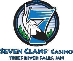 Logo for Seven Clans Casino - Thief River Falls