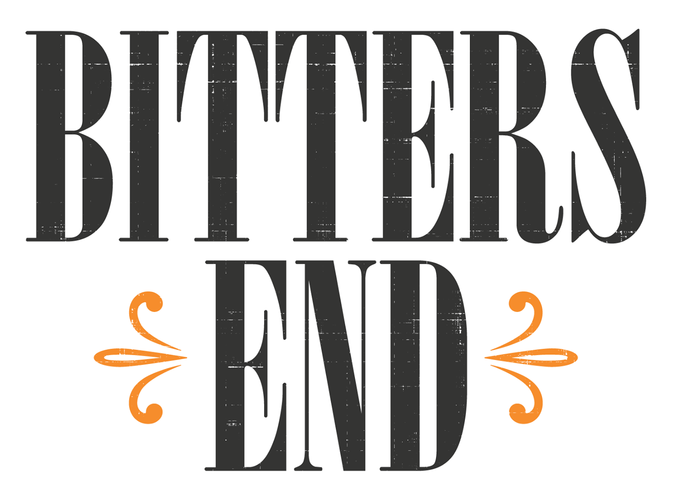 Logo for Bitters End