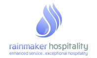 Logo for Rainmaker Hospitality