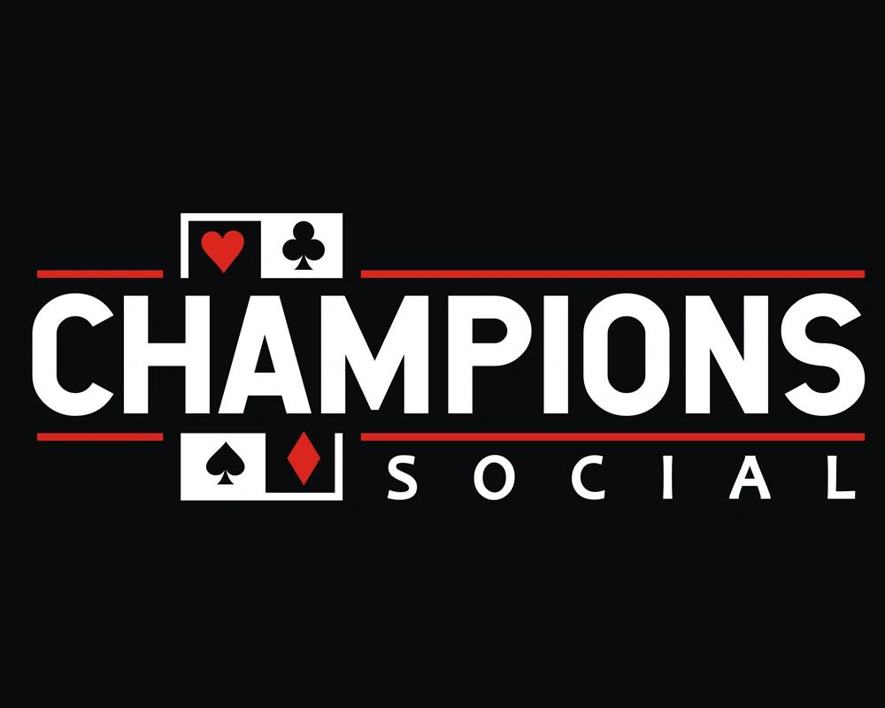 Logo for Champions Social