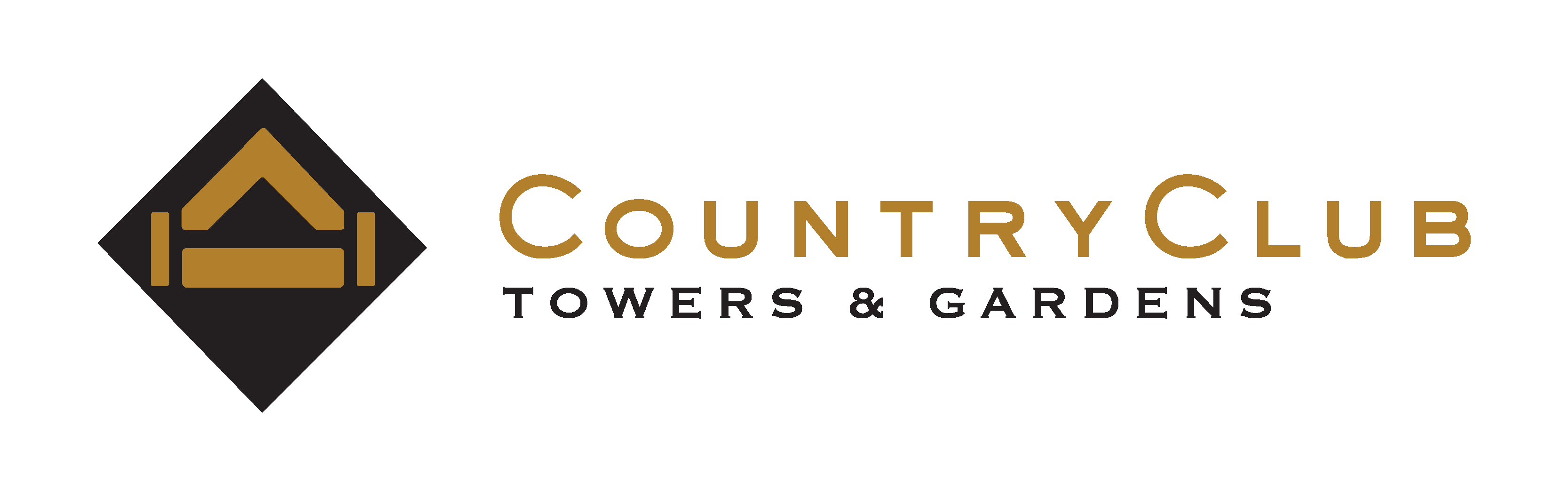 Logo for Country Club Towers and Gardens