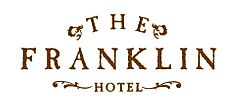 Logo for The Franklin Hotel