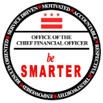 Logo for Office of the Chief Financial Officer (OCFO), Office of Lottery and Gaming