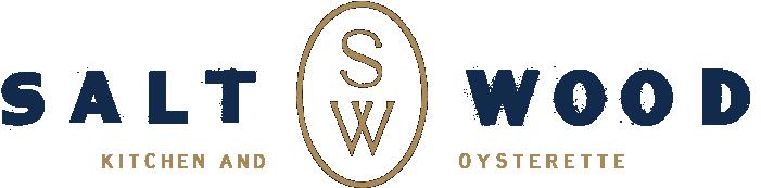 Logo for Salt Wood Kitchen and Oysterette
