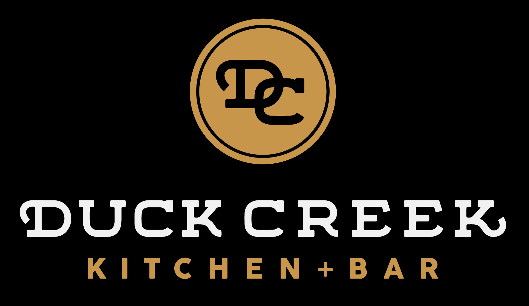 Logo for Duck Creek Restaurant
