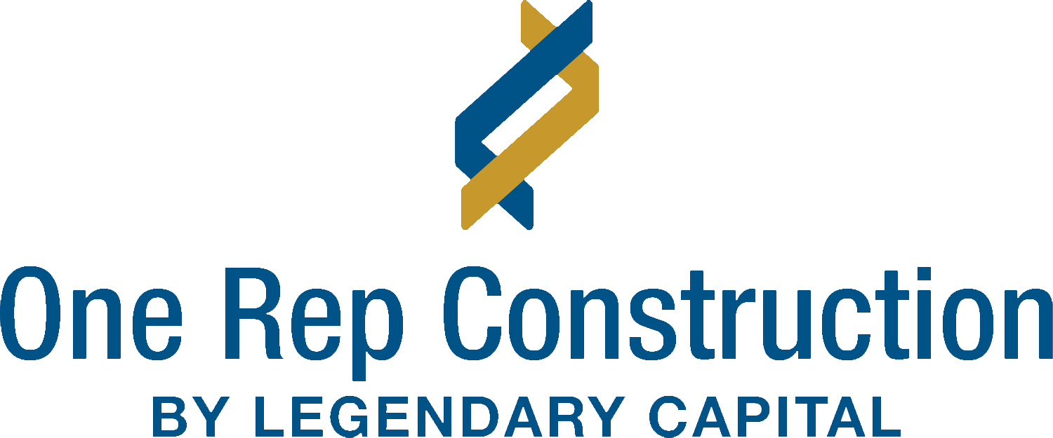 Logo for One Rep Construction