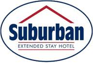 Logo for Suburban Extended Stay Hotel - Hammond