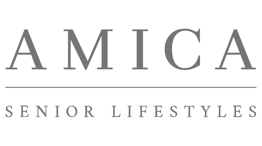 Logo for Amica Senior Lifestyles
