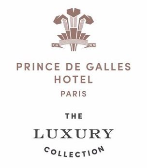 Logo for Prince de Galles, a Luxury Collection Hotel, Paris