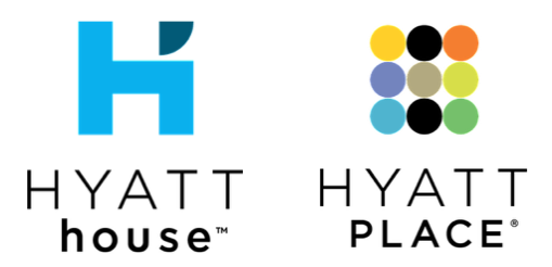 Logo for Hyatt Place and Hyatt House East Moline