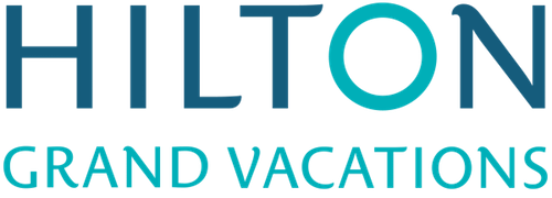 Logo for Hilton Grand Vacations at MarBrisa