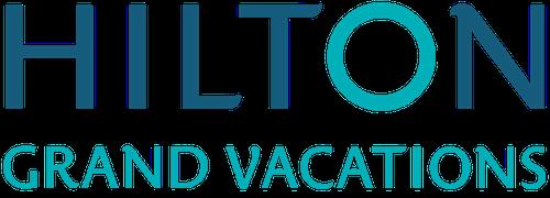 Logo for Hilton Grand Vacations at MarBrisa