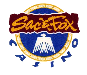 Logo for Sac and Fox Casino