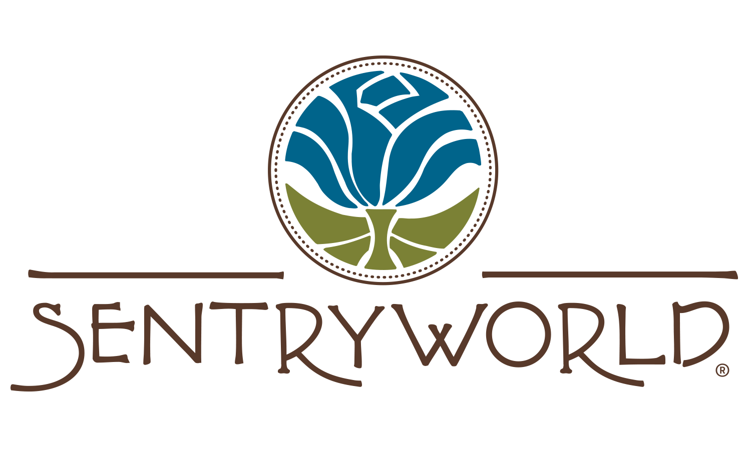 Logo for SentryWorld Golf Course