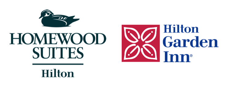 Logo for Homewood Suites/Hilton Garden Inn Montreal Midtown