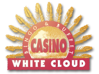 Logo for Casino White Cloud