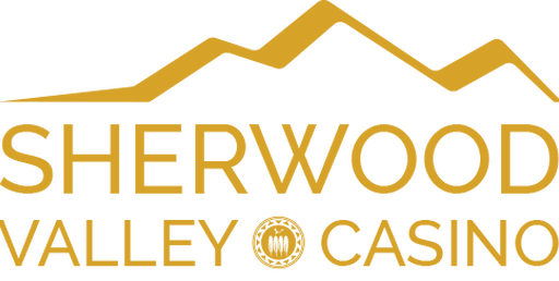 Logo for Sherwood Valley Casino