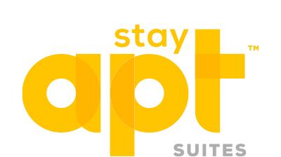 Logo for stayAPT Suites