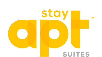 Logo for stayAPT Suites Greer