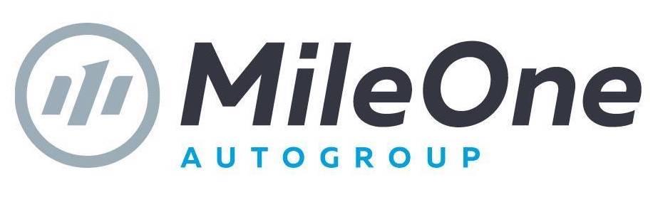 Logo for MileOne Auto Group - Hall