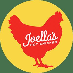 Logo for Joella's Hot Chicken - Lexington/Hamburg