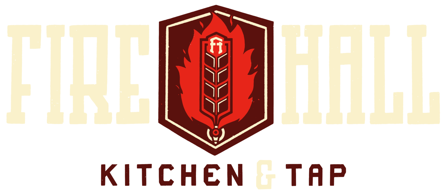 Logo for Fire Hall Kitchen and Tap Cranbrook