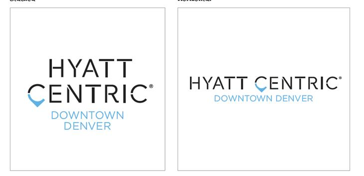 Logo for Hyatt Centric Downtown Denver
