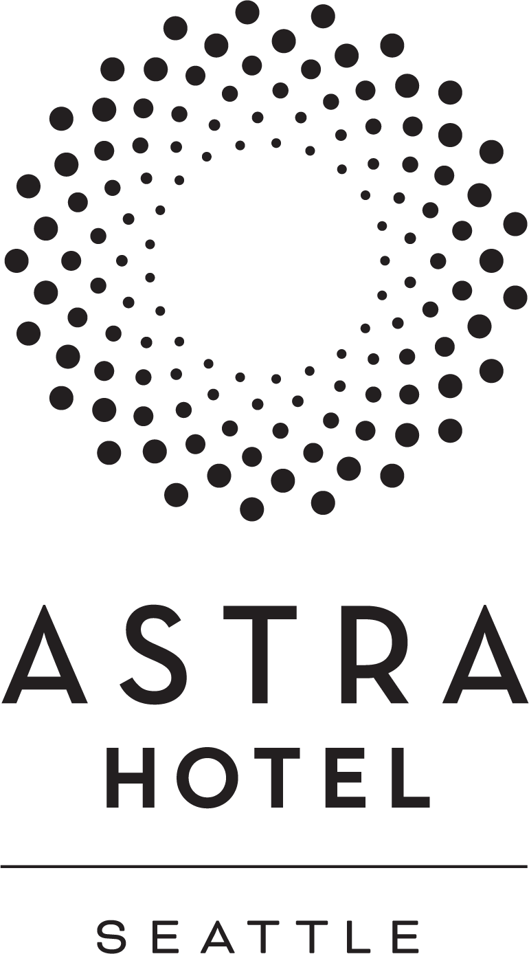 Logo for Astra Hotel Seattle