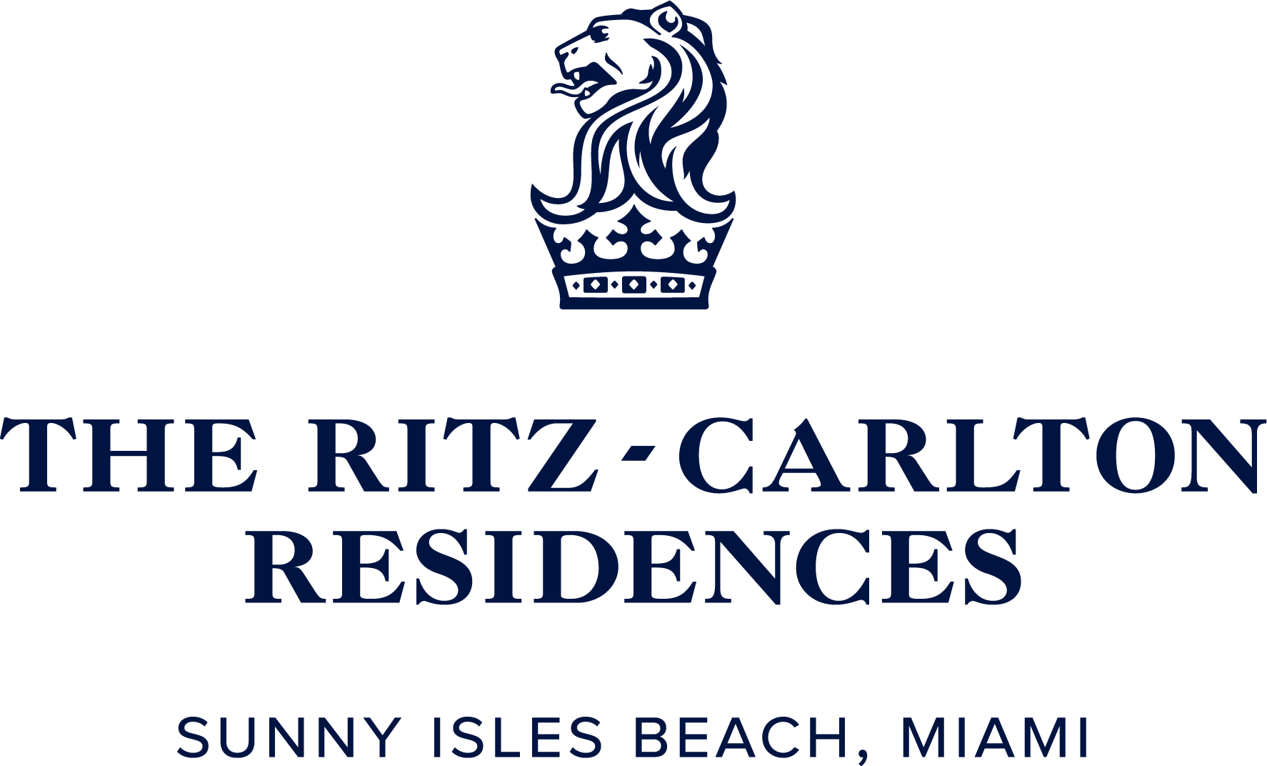 Logo for The Ritz-Carlton Residences Sunny Isles