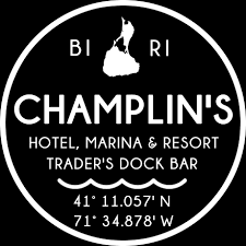 Logo for Champlin's Resort & Marina