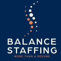 Logo for Balance Staffing