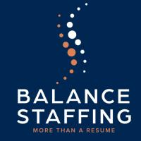 Logo for Balance Staffing