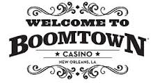 Logo for Boomtown New Orleans