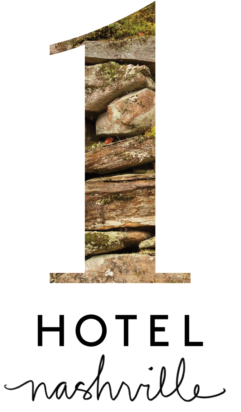 Logo for 1 Hotel Nashville