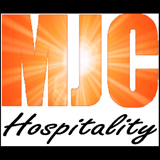 Logo for MJC Hospitality