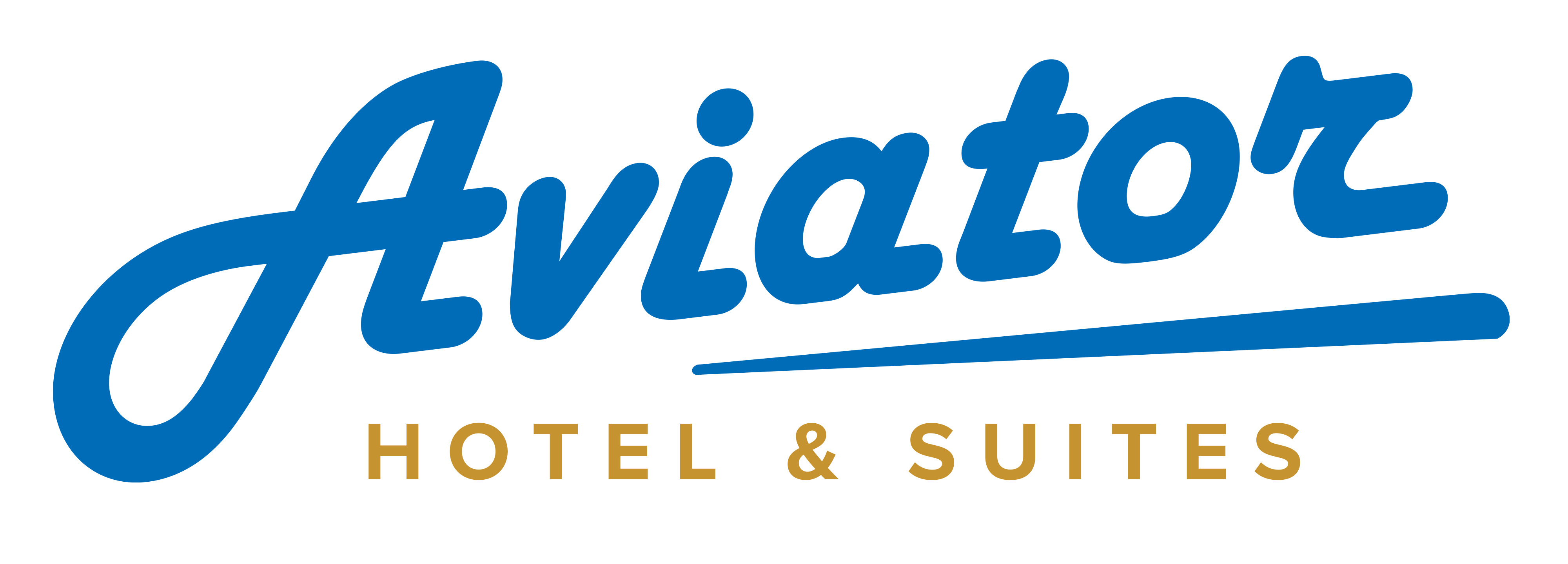 Logo for Aviator Hotel & Suite