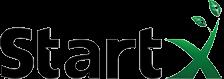 Logo for StartX