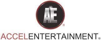 Logo for Accel Entertainment