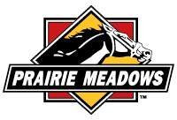Logo for Prairie Meadows Casino, Racetrack, and Hotel