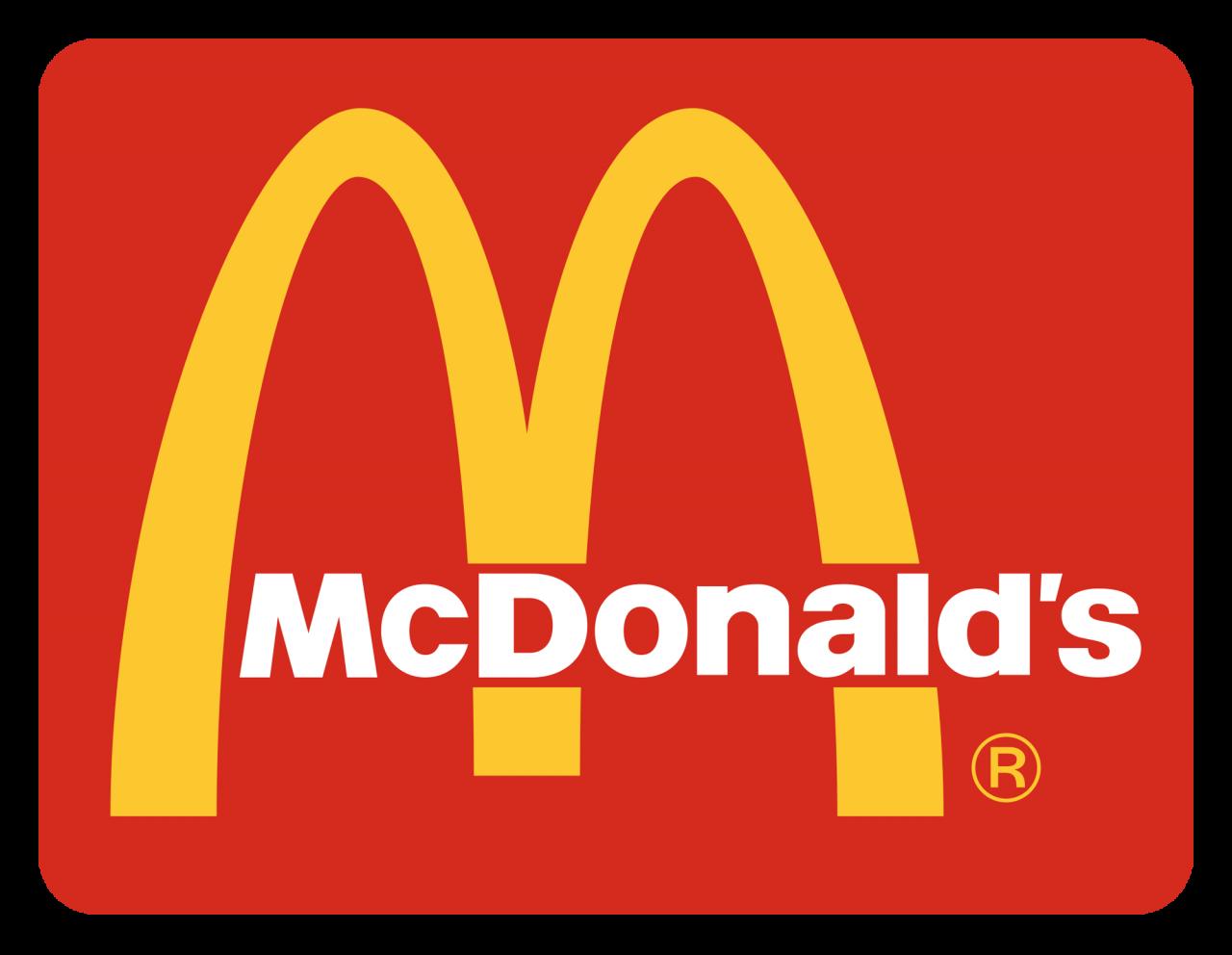 Logo for McDonald's Goderich