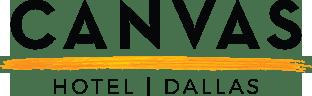 Logo for Canvas Hotel Dallas