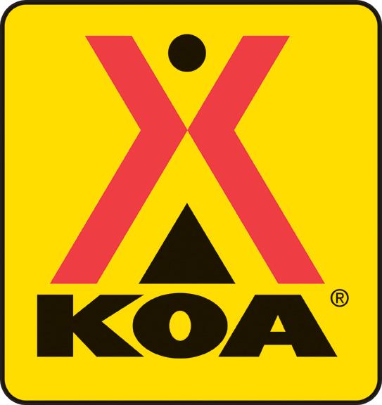 Logo for San Diego Metro KOA Resort