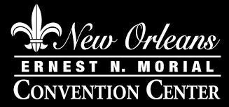 Logo for New Orleans Morial Convention Center