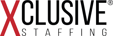 Logo for Xclusive Staffing