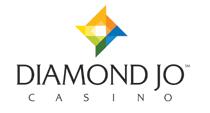 Logo for Diamond Jo Casino Dubuque