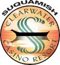 Logo for Suquamish Clearwater Casino Resort