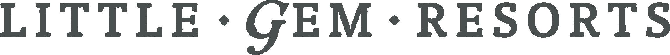 Logo for Little Gem Resorts
