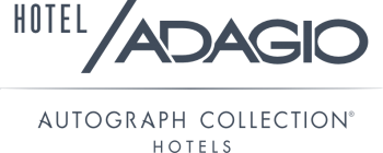 Logo for Hotel Adagio, Autograph Collection®